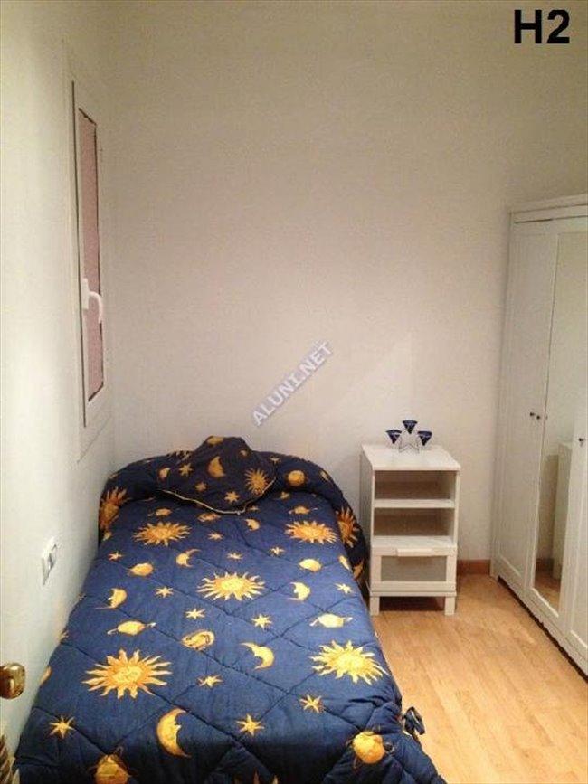compartir piso chicas barcelona: