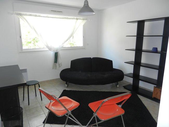 colocation castelnau le lez studio meubl campus de lavalette appartager. Black Bedroom Furniture Sets. Home Design Ideas