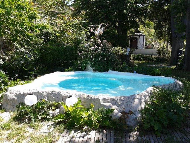 Colocation marseille villa avec piscine tout compris for Cuisine tout compris