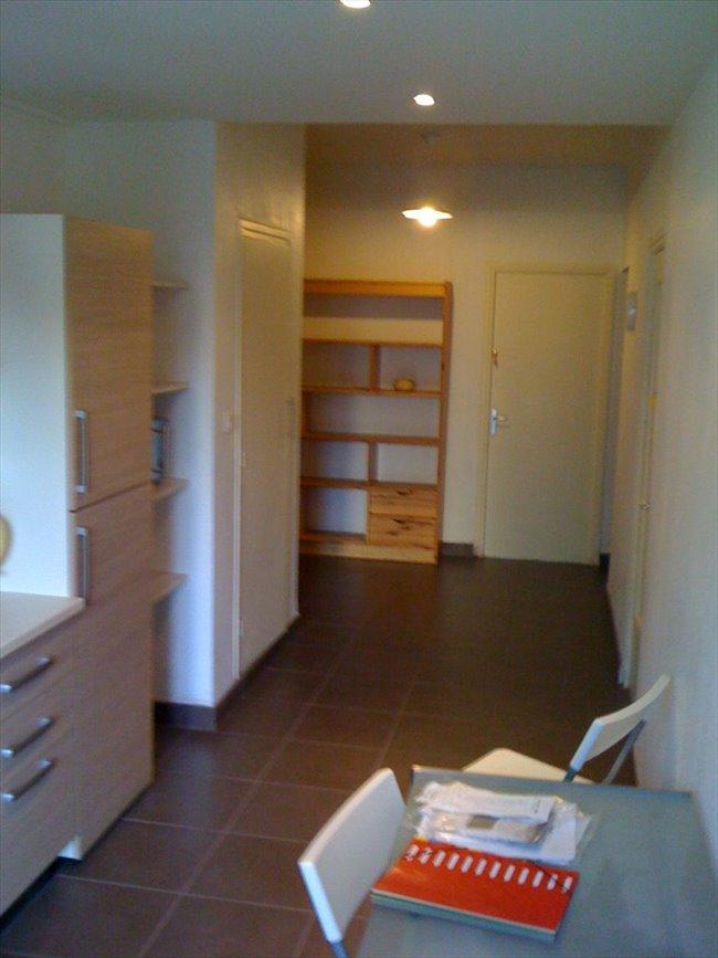 colocation nice chambre meubl e centre ville appartager. Black Bedroom Furniture Sets. Home Design Ideas