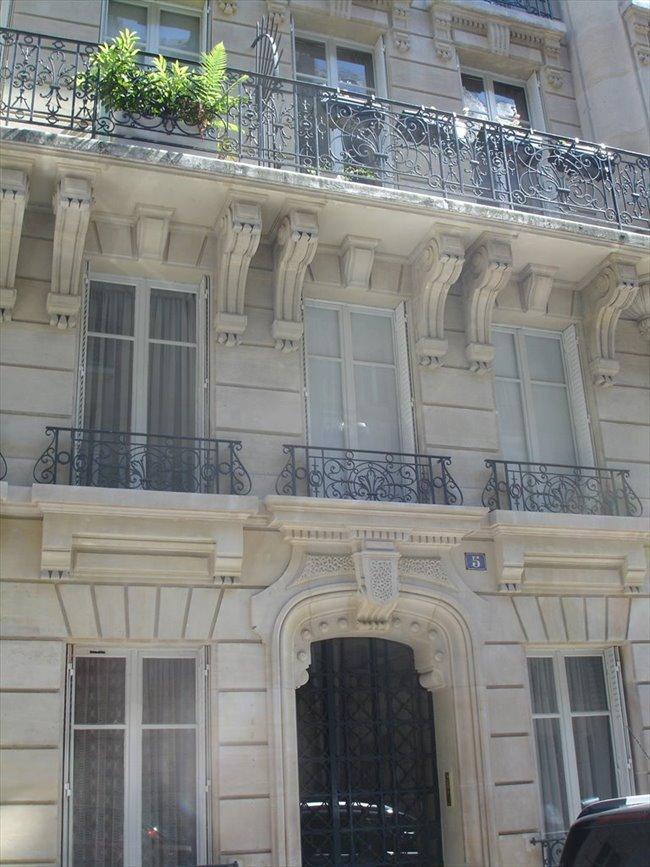 ... 16u00e8me Arrondissement - Chambre meublu00e9e chez lu0026#39;habitant : Appartager