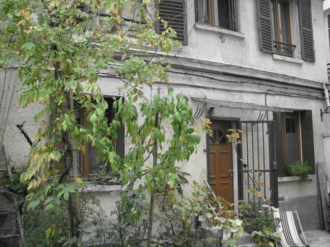 Colocation 19 me arrondissement paris belleville for Chambre au mois paris