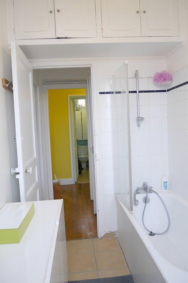 Colocation Paris Appartement Meubl Appartager