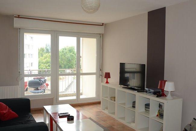 Colocation h rouville saint clair chambre meubl e dans - Charges deductibles location meublee ...
