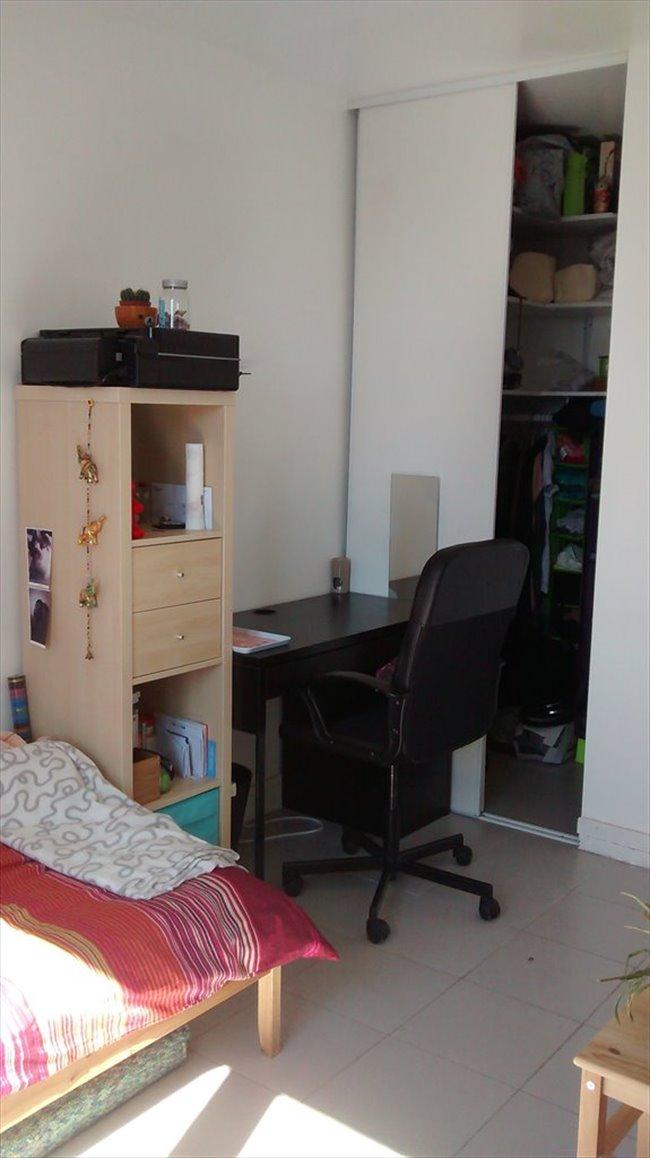 Colocation paris ile de france chambre 16m2 avec sde for Chambre 16m2