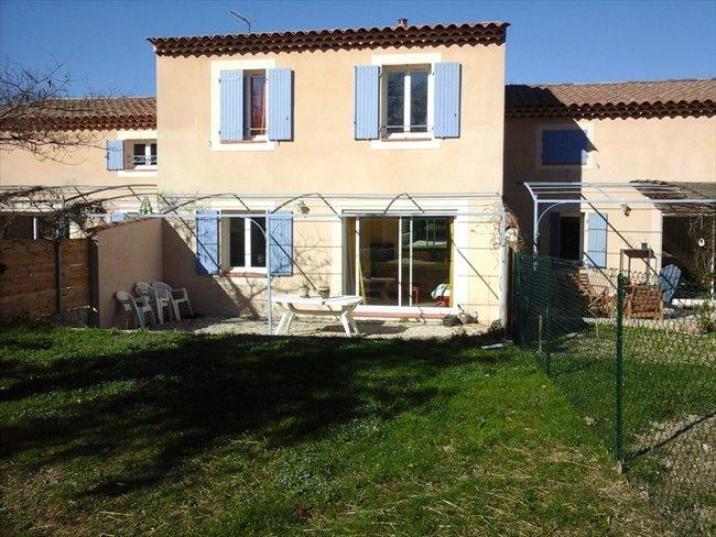 Colocation à Aix-en-Provence - coloc agréable et calme (hors centre ville) 1 chbre dispo au 1er juillet | Appartager - Image 1