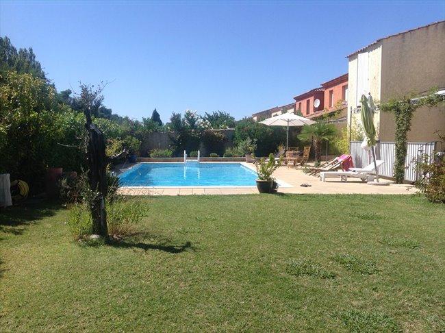 Colocation - Vedène - Villa avec vue sur le golf. | Appartager - Image 4