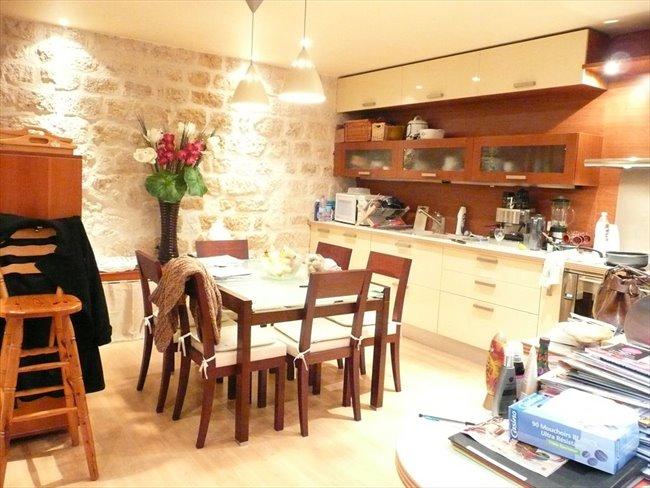 Colocation à Asnières-sur-Seine - 1 Chambre spacieuse 16.5 m2 dans maison-loft Asnieres 92 | Appartager - Image 1