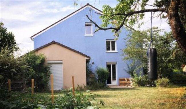 Colocation reims dans une maison avec un grand jardin for Jardin 2000 reims tinqueux
