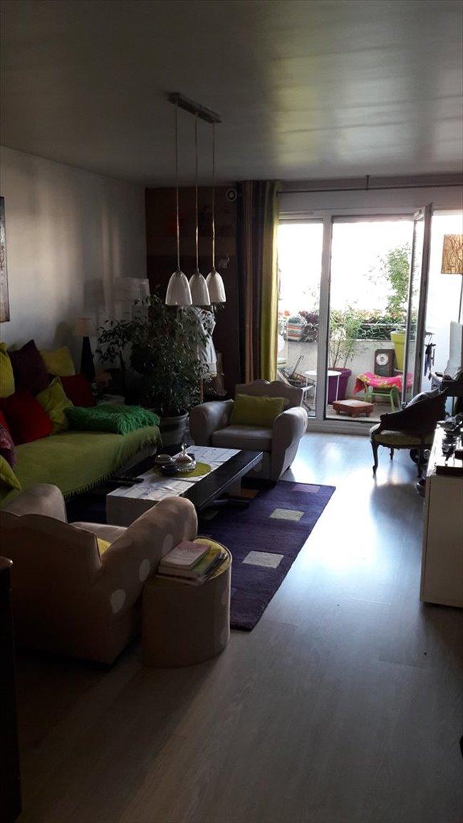 Colocation Paris Une Chambre De 12m Dans Un Appartement De 75m Appartager