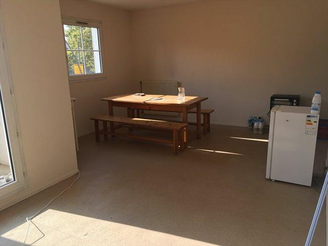 Colocation cergy chambre meubl cergy appartager for Chambre a louer cergy