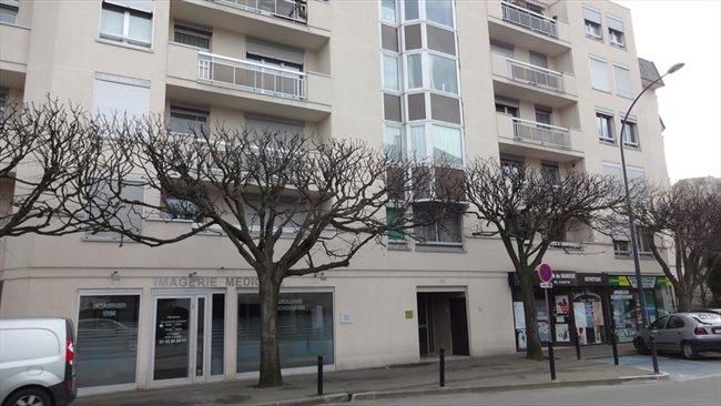 Colocation maisons alfort grand appartement en for 7 avenue du general de gaulle maison alfort
