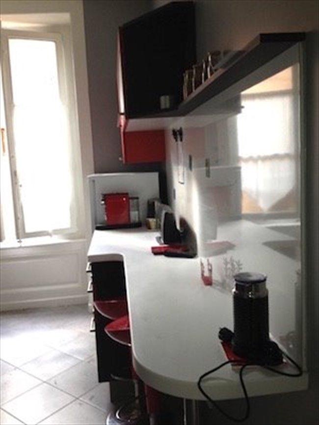 Colocation lyon chambre dans un appartement de 74m2 for Chambre etudiant lyon