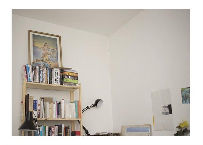 Colocation 20 me arrondissement chambre dans 3pi ce for Chambre 40m2
