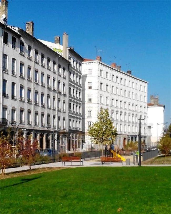 Colocation à Lyon - Superbe chambre dans appartement rénové | Appartager - Image 1