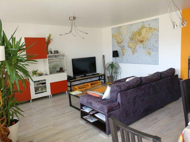 Colocation Lorient Appartement 83m2 Hyper Centre