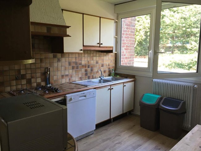 Colocation lezennes chambre meubl e louer dans - Charges deductibles location meublee ...