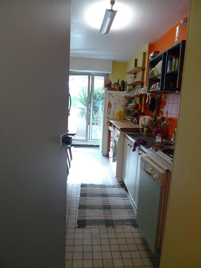 colocation 19 me arrondissement chambre meublee appartager. Black Bedroom Furniture Sets. Home Design Ideas