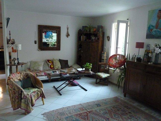 colocation montpellier chambre louer dans maison de ville quartier des arceaux appartager. Black Bedroom Furniture Sets. Home Design Ideas