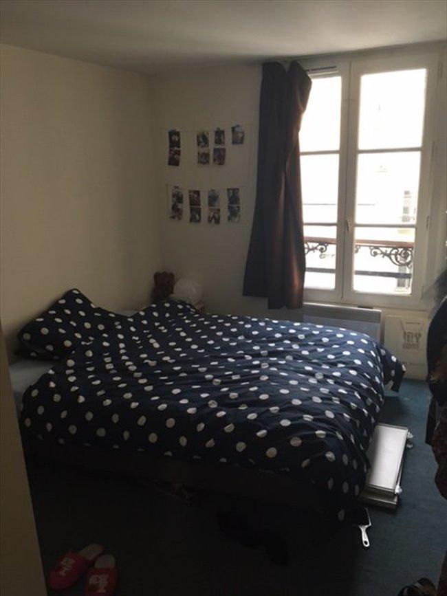 Colocation 9 me arrondissement chambre libre dans for Chambre libre