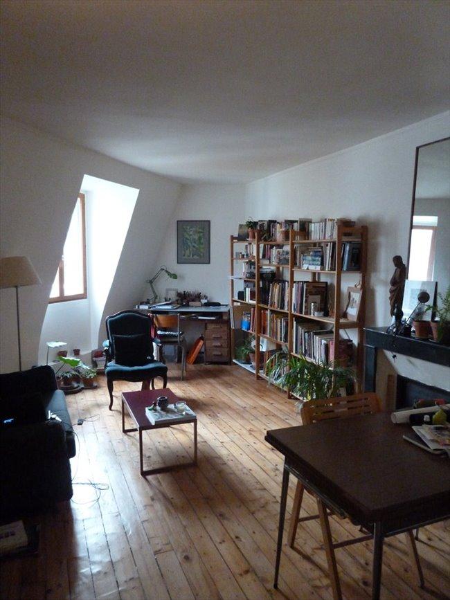 Colocation 6 me arrondissement chambre paris 6 me 10 - Charges deductibles location meublee ...