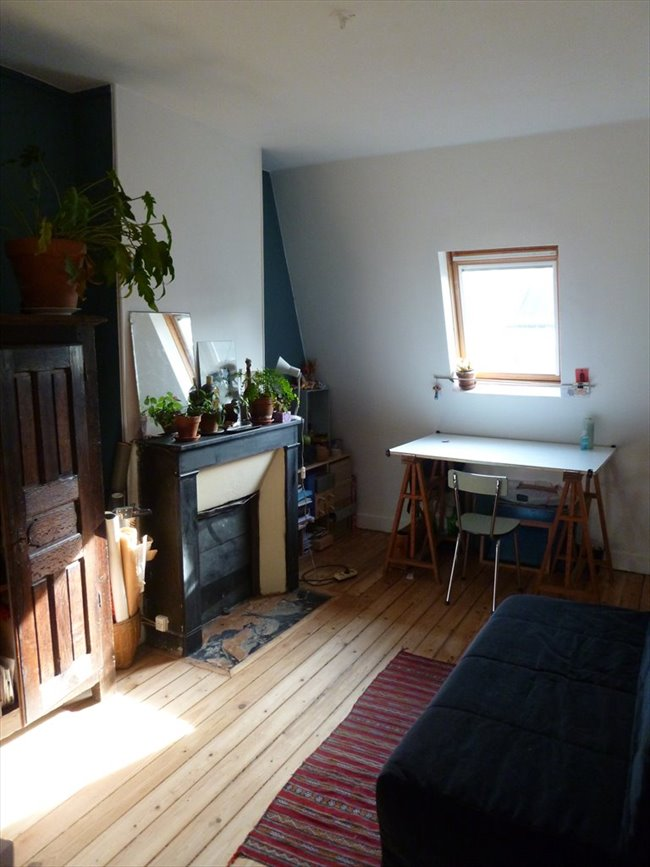 colocation 6 me arrondissement chambre paris 6 me 10 m meubl e appartager. Black Bedroom Furniture Sets. Home Design Ideas