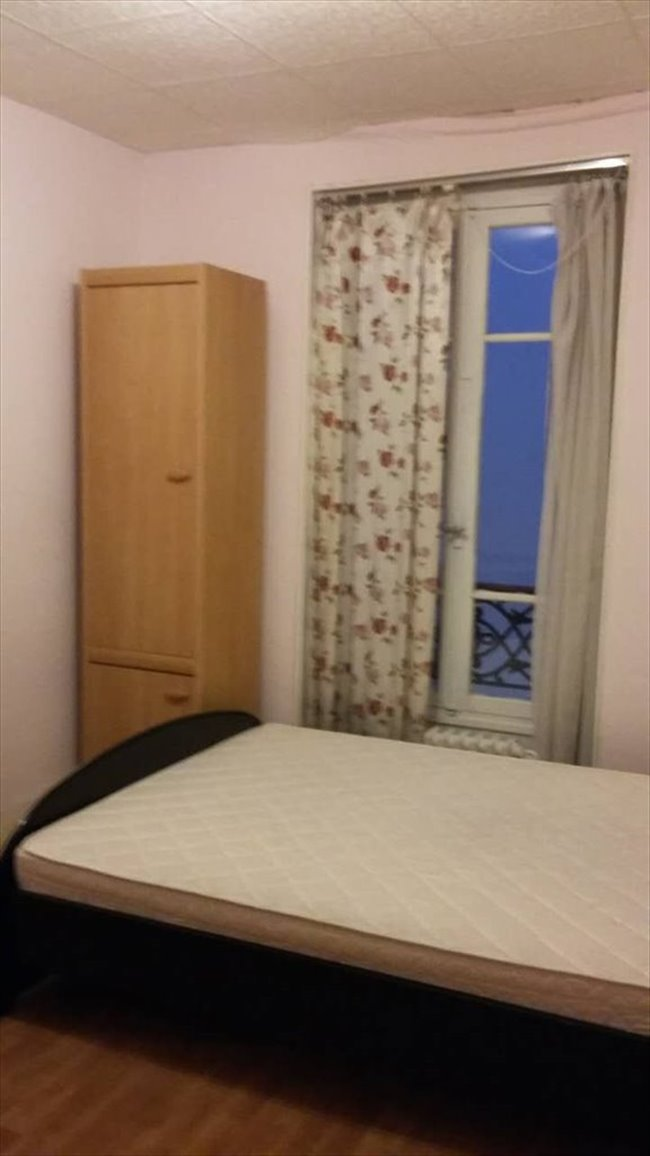 Colocation 19 me arrondissement chambre louer for Chambre a louer paris
