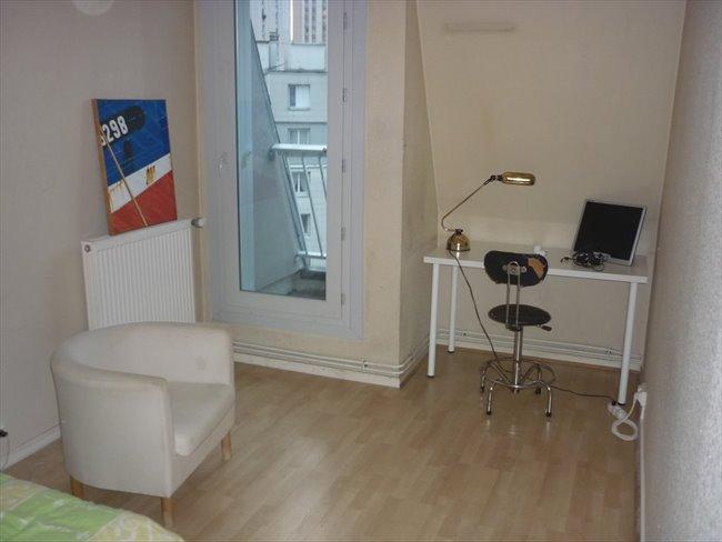 Colocation 13 me arrondissement chambre paris 13 for Chambre etudiant 13