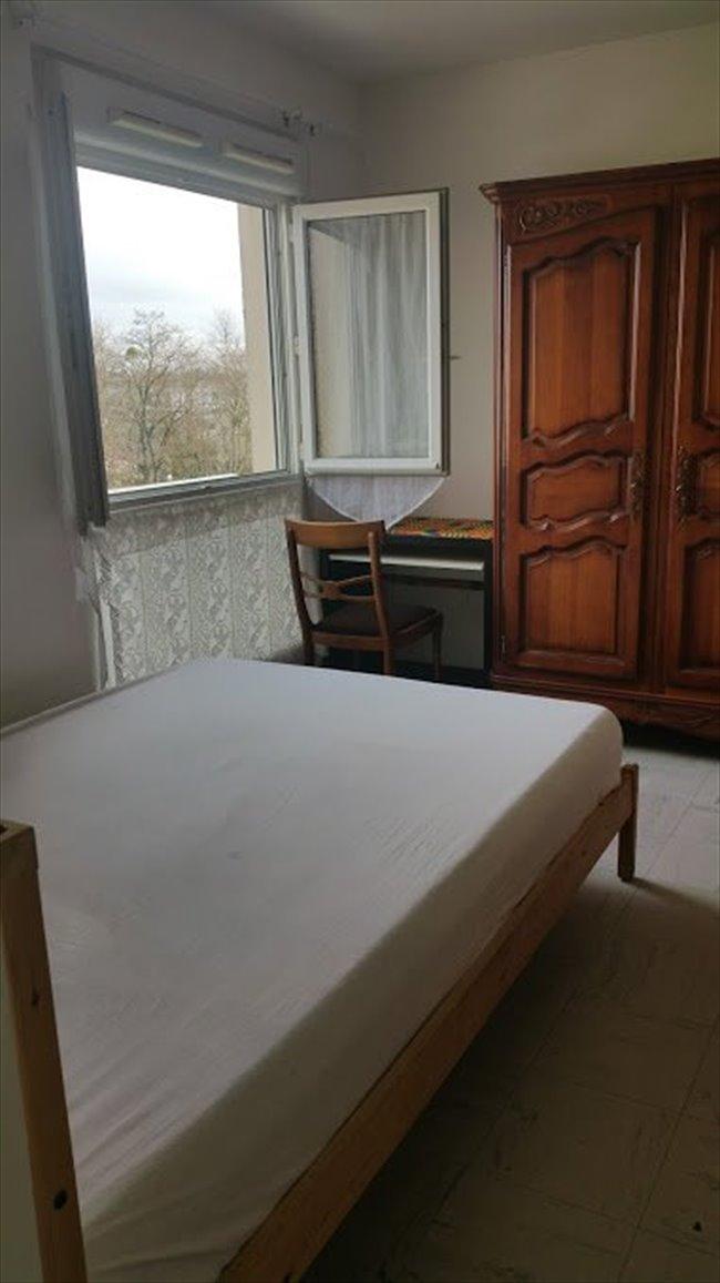 colocation 224 le blanc mesnil chambre meubl 233 e 224 louer appartager
