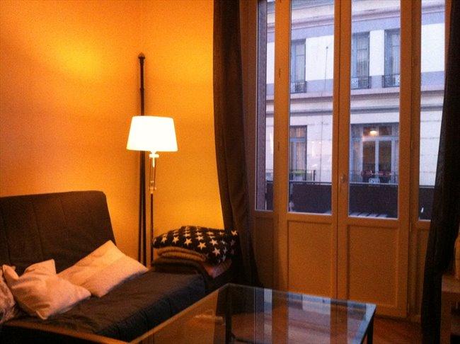 colocation lyon chambre sous louer dans appartement en colocation lyon 6 me appartager. Black Bedroom Furniture Sets. Home Design Ideas