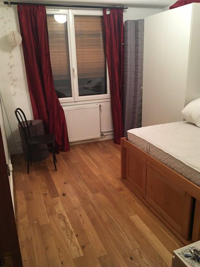 Colocation 14 Me Arrondissement Colocation Chambre Rue Brezin Par S 75014 Appartager
