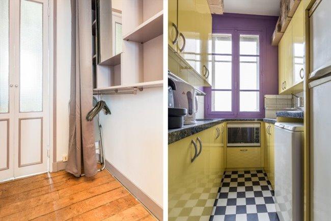 colocation duree illimité pour jh sympa gay ou bi - 11ème Arrondissement, Paris - Image 5