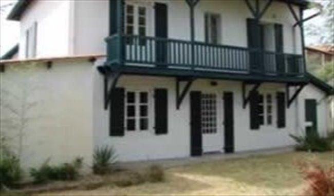 Colocation - Biarritz - Anglet maison avec jardin en colocation à l'année   Appartager - Image 1