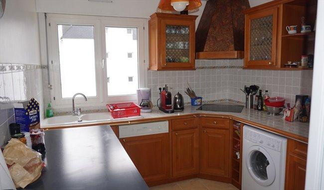 appartement en colocation pour étudiants - Brest - Image 6