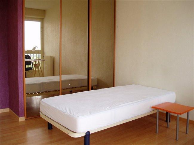 chambre meublée dans appartement en colocation - Centre, Rennes - Image 2