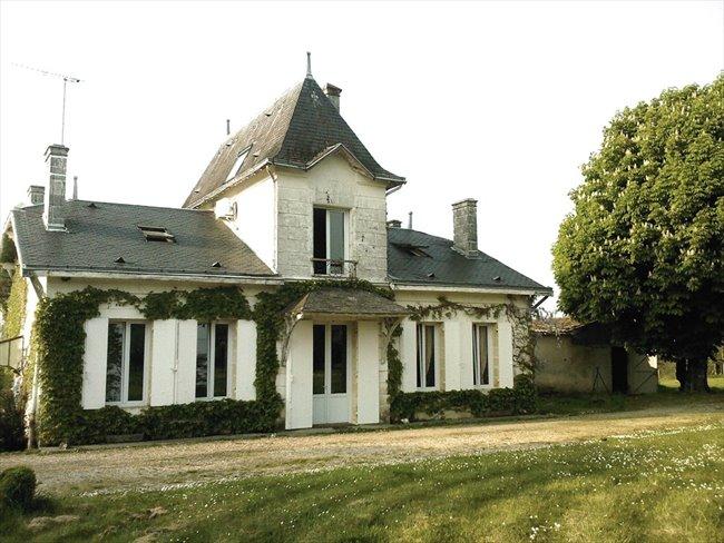 Maison du XVIIIéme sur un parck arboré de 1 Ha - Saint-Seurin-sur-l'Isle, Gironde - Image 1