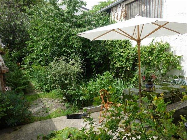 Agréable chambre dans maison avec grand  jardin - Montreuil, Paris - Seine-Saint-Denis - Image 1