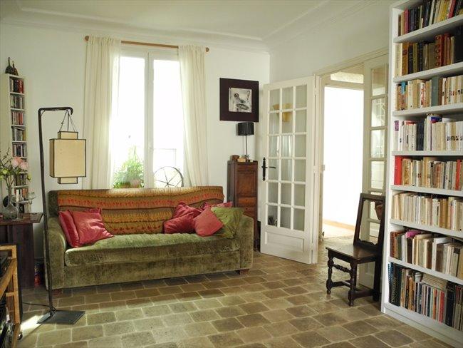 Agréable chambre dans maison avec grand  jardin - Montreuil, Paris - Seine-Saint-Denis - Image 3