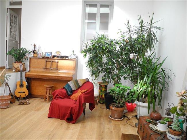 Agréable chambre dans maison avec grand  jardin - Montreuil, Paris - Seine-Saint-Denis - Image 5