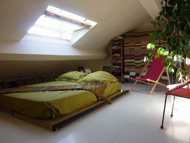 Agréable chambre dans maison avec grand  jardin - Montreuil, Paris - Seine-Saint-Denis - Image 6