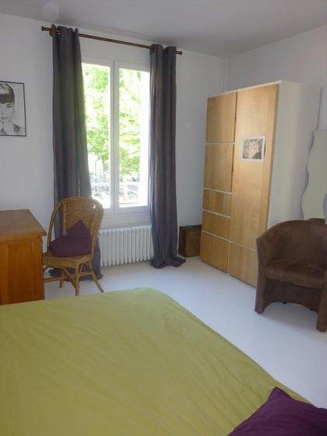 Agréable chambre dans maison avec grand  jardin - Montreuil, Paris - Seine-Saint-Denis - Image 7