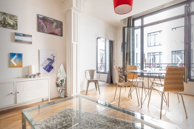 Luminous, confortable and perfectly located flat - 2ème Arrondissement, Paris - Image 1