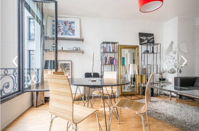 Luminous, confortable and perfectly located flat - 2ème Arrondissement, Paris - Image 2