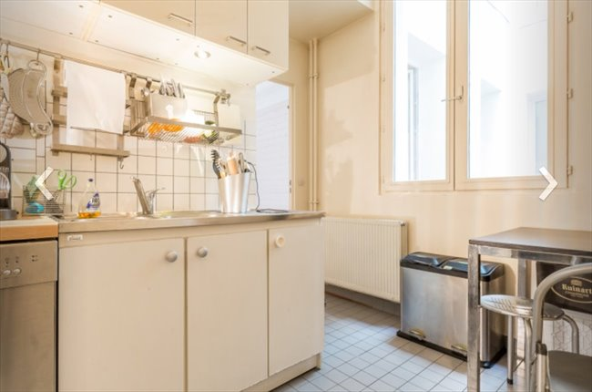 Luminous, confortable and perfectly located flat - 2ème Arrondissement, Paris - Image 6