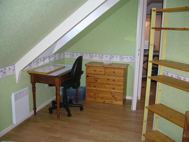 Chambre meublée dans pavillon Entrée indépendante - Beaucouzé, Angers Périphérie - Image 4