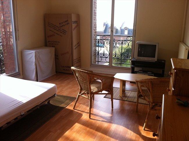 Loue T1 meublé et équipé tout confort en résidence - Le Havre - Image 1