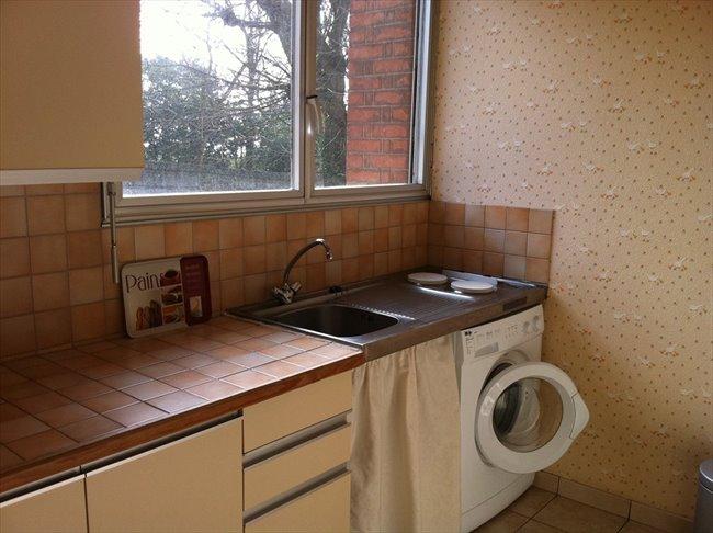 Loue T1 meublé et équipé tout confort en résidence - Le Havre - Image 2