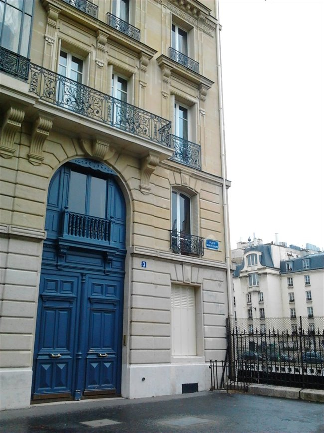Chambre louer dans une collocation 685 17 me arrondissement paris - Chambre a louer ile de france ...