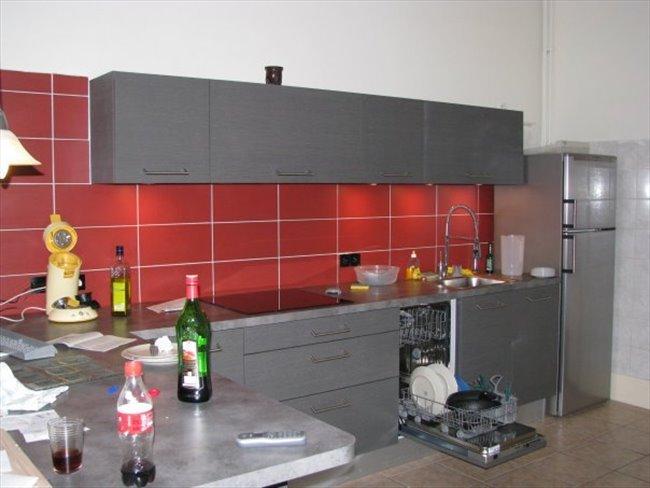 Grand appartement meubl en centre ville grenoble hyper for Appartement meuble grenoble