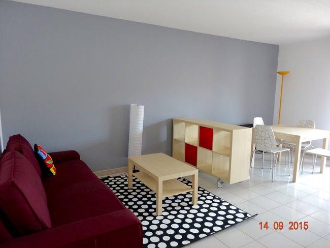 Appartement r nov et meubl pour 3 colocataires mosson - Appartement meuble montpellier ...